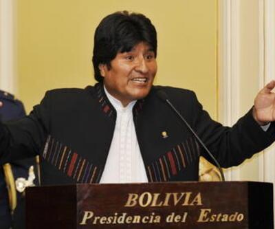 Morales'in büyük hayali