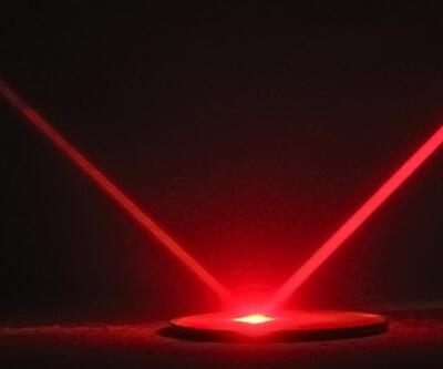 Işığın hareketini kaydedebilen kamera