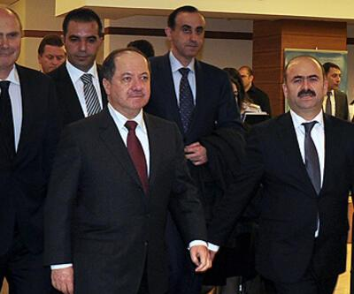 Mesud Barzani İstanbul'da