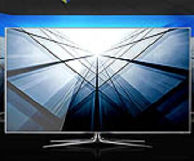 Televizyon değil, teknoloji harikası!