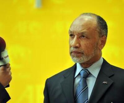 Bin Hammam FIFA başkanlığına aday