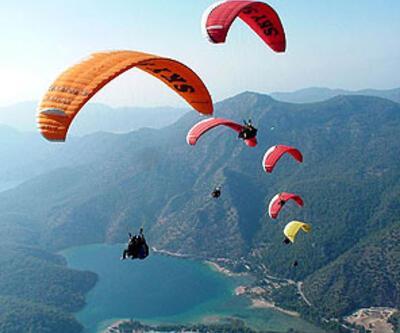 Fethiye'de bir yamaç paraşütü kazası daha