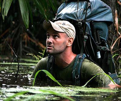 Amazon'u boydan boya 2 yılda yürüyerek geçti