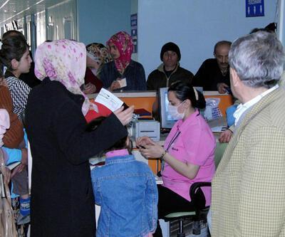 Tokat Erbaa'da ishal salgını!..