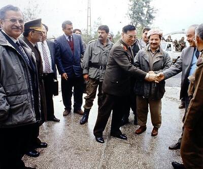 Barzani'nin 21 yıl önceki ziyareti