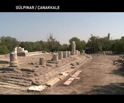 Apollon Tapınağı'nda yapılan arkeolojik kazılarda neler bulundu?