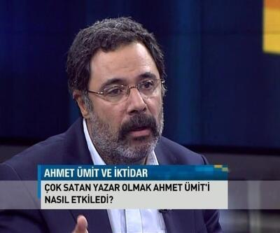 Ahmet Ümit, kitaplarının çok satmasını neye bağlıyor?
