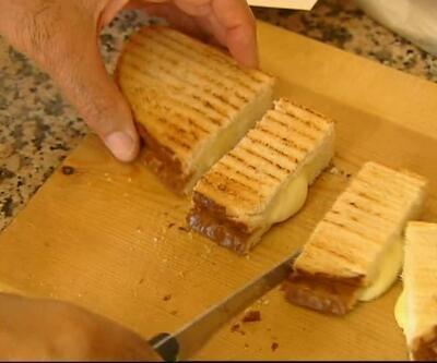 Ayvalık tostu nasıl yapılır?