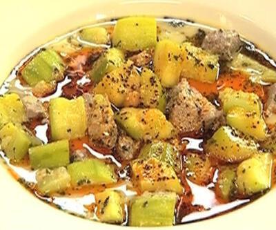 Kabak borani nasıl yapılır?