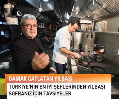 Murat Bozok'un özel yılbaşı tarifleri nelerdir?