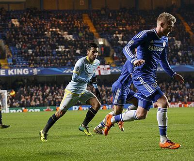 Chelsea - Steau Bükreş: 1-0