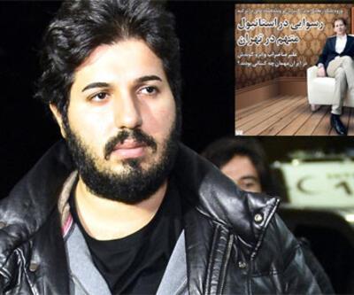 İran basını: Zarrab'ın İran'daki ortağı Babek Zencani