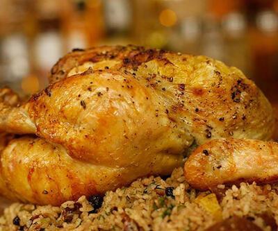 Limonlu fırın tavuk nasıl pişirilir?