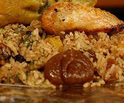 Kestaneli pilav nasıl yapılır?