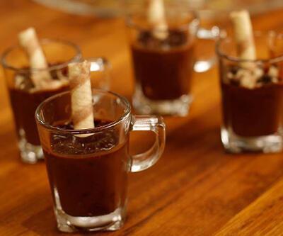 Kahveli çikolata nasıl yapılır?
