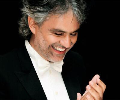 Andrea Bocelli konseri için son biletler satışa çıktı
