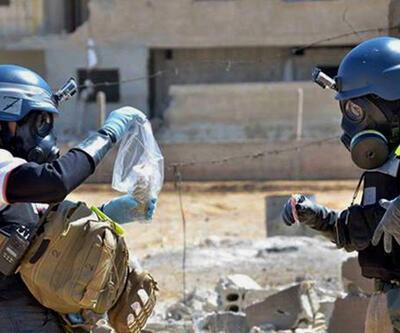 """Suriye raporu: """"Sistematik olarak kimyasal kullanıldı"""""""