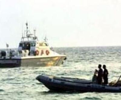 İzmir'de mülteci teknesi battı