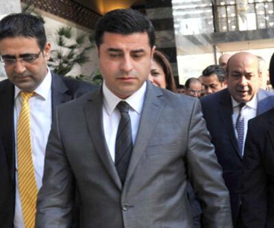 """Demirtaş: """"Özel yetkili mahkemeler kaldırılmalı ama..."""""""