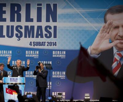 """Erdoğan: """"Gücün yetiyorsa gel burada yap"""""""