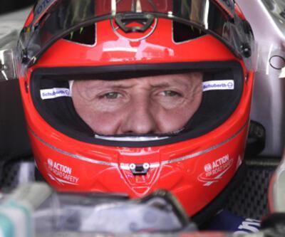 Schumacher zatürreye yakalandı