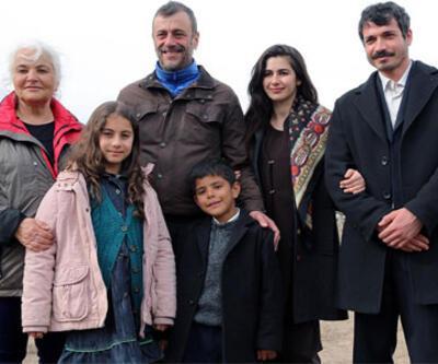 """Erzincan'da çekilen """"Kuzu"""" Berlin'de büyük ilgi gördü"""