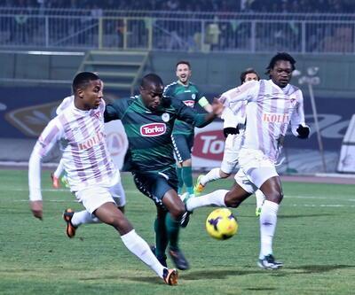 Torku Konyaspor: 2 - Elazığspor: 3