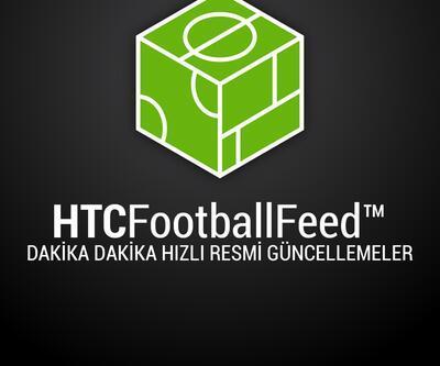 HTC FootballFeed'e güncelleme geliyor