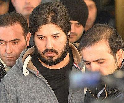 Rıza Sarraf davayı geri çekti