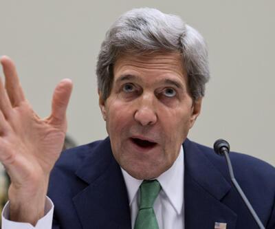 Kerry'den Gazze diplomasisi