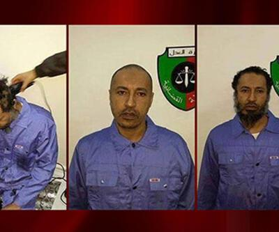 Kaddafi'nin oğlu Libya'ya teslim edildi