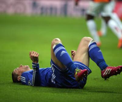 Chelsea'de Fernando Torres şüphesi