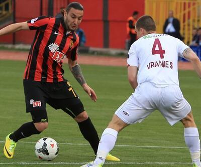 Eskişehirspor: 1 - Sanica Boru Elazığspor: 0