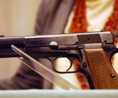 Ağca'nın Papa suikastında kullandığı silah 33 yıl sonra ortaya çıkarıldı