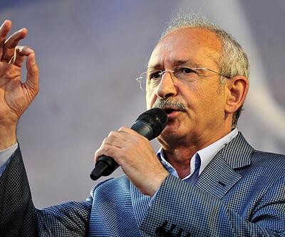 Kılıçdaroğlu'ndan Başbakan'ın uçak açıklamasına tepki