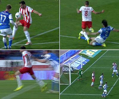 La Liga'da bir çılgın maç daha: 4-3