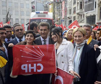 Mustafa Sarıgül ve Aylin Kotil