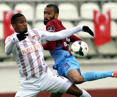 Elazığspor: 0 - Trabzonspor: 0