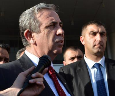 """Mansur Yavaş: """"YSK başkanının sözü bizim için teminattır"""""""