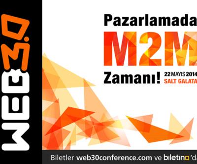 Pazarlama dünyası Web 3.0 Konferansı'nda