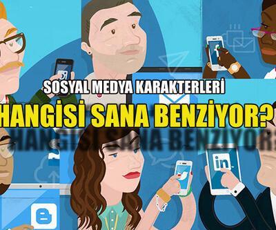 İşte sosyal medyanın 6 karakteri