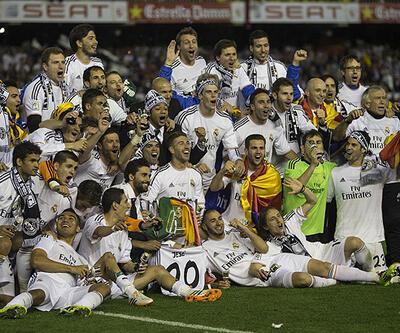 BARCELONA - REAL MADRID: 1-2 MAÇ ÖZETİ