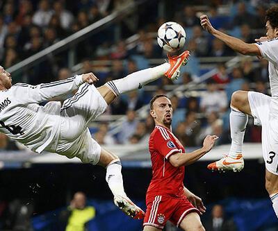 Real Madrid - Bayern Münih: 1-0 (Maç özeti)