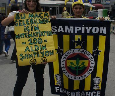 """Sosyal medyada Fenerbahçe'nin """"şampiyonluk öncesi"""" caps'leri"""
