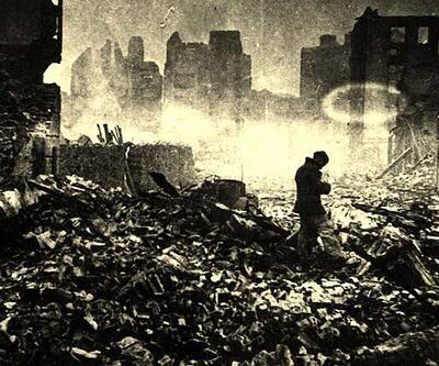 """Hitler'in gönderdiği uçaklar Guernica'yı bombaladı: """"Bunu siz yaptınız"""""""