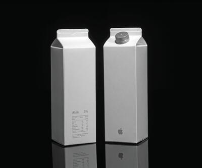 Apple süt üretirse...