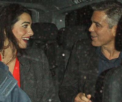 Kusura bakmayın kızlar Clooney nişanlandı!
