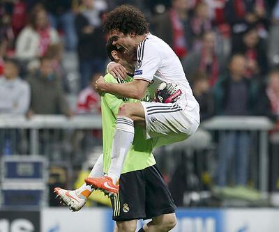 Bayern Münih - Real Madrid: 0-4 (Maç özeti)