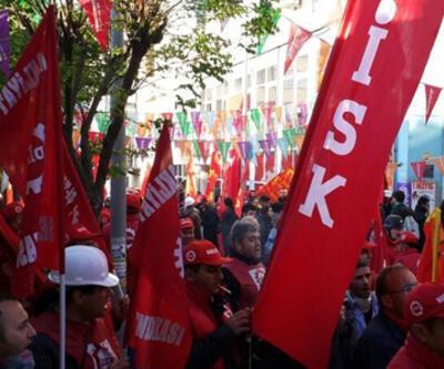 Dakika dakika İstanbul'da 1 Mayıs