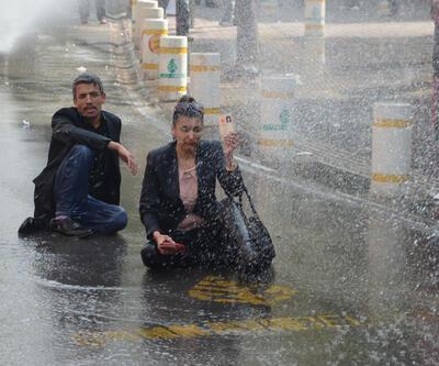 Ankara'da 1 Mayıs...